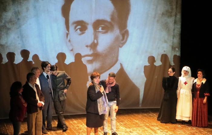 Teatro Centenario di Filippo corridoni